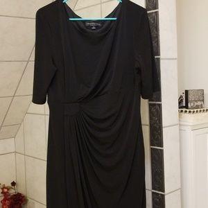 Like new, black dress